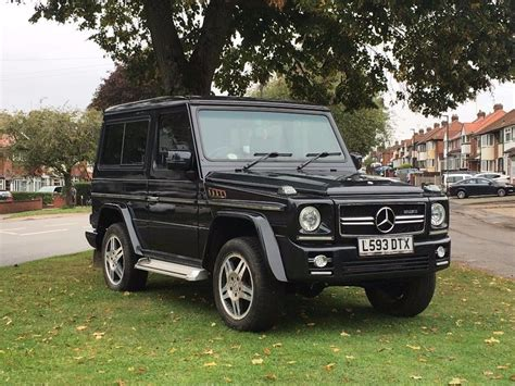 Jeep Mercedes by G Wagon Jeep The Wagon