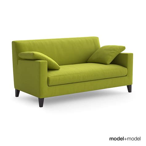 ligne roset citta sofa and armchair free 3d model max obj