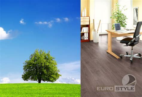 Flooring Environment by Ecologically Aware And Environmentally Friendly Laminate