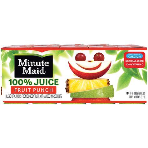 Minute Pulpy Orange 1 2l 025000011566 upc minute minute 100 juice 10 pk