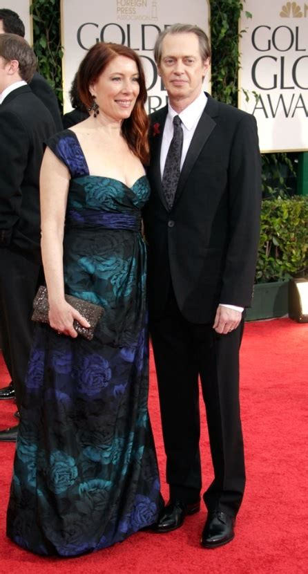 Would You Wear A Steve Buscemi Dress by Artist Jo Andres In Nanette Lepore With Husband Steve