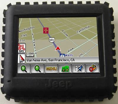 rugged gps jeep rt 300 rugged gps device itech news net