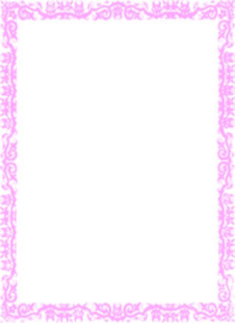 Munira Md 01 Pink Baby border pink clip at clker vector clip