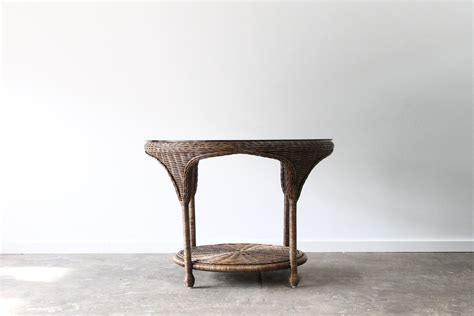 bohol high coffee table rattan commercial furniture supplier
