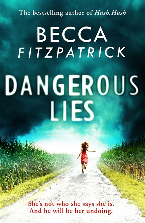 dangerous lies book by becca fitzpatrick official