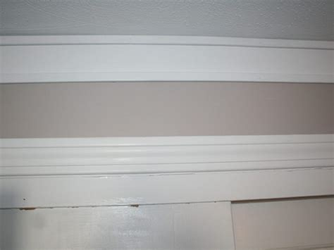 Cheap Crown Molding Faux Crown Molding Is Cheap Easy Patch