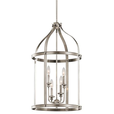 kichler lighting warranty kichler 43107clp classic pewter steeplechase 2 tier