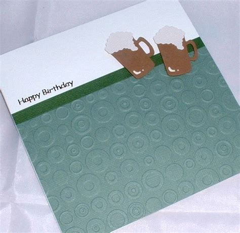 Handmade Mens Birthday Cards - 278 best images about cricut birthday cards on