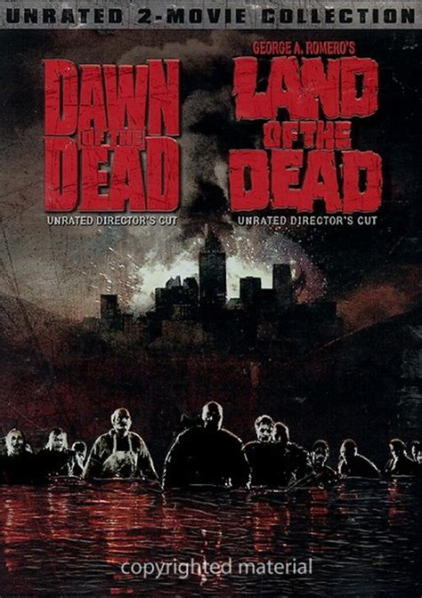 Of The Dead 2004 Dvd Collection Koleksi of the dead 2004 land of the dead 2 collection dvd dvd empire