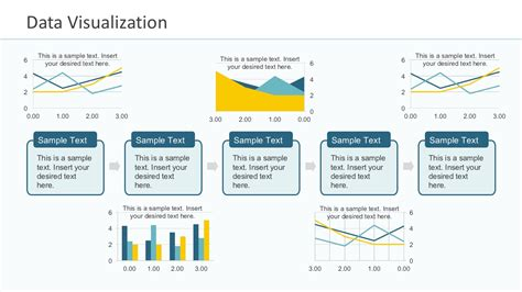 data visualization powerpoint template slidemodel