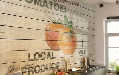 wandgestaltung modern k 252 che - Küchengestaltung Wand