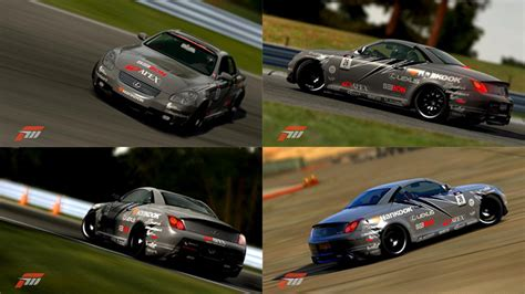 lexus sc430 drift ryuji miki s lexus sc430 drift car now available in forza