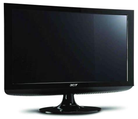 Tv Lcd Juni twee nieuwe monitor tv combi s acer