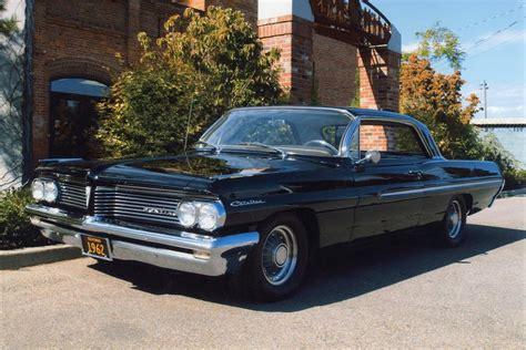 Color Wheel Home Decor by 1962 Pontiac Catalina 2 Door Hardtop 116798
