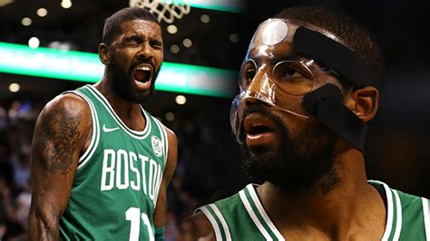 kyrie irving biography com kyrie ditches mask despite knowing risks it s my life