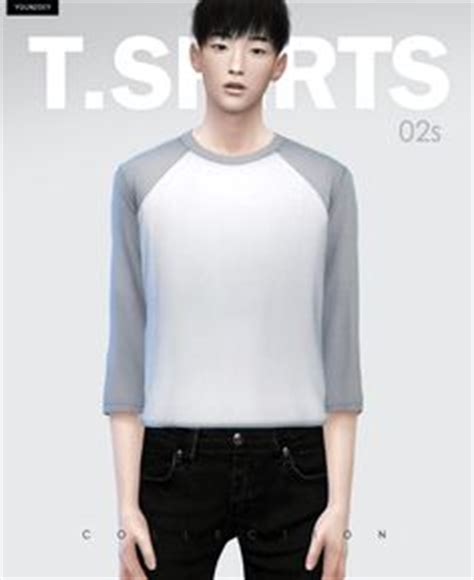 sims 4 cc male geek shirts ripped denim denim jackets and sims 4 on pinterest