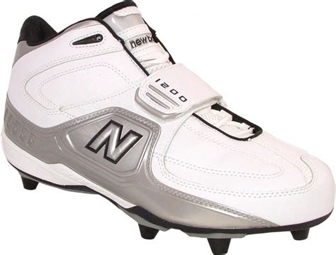 new balance football shoes football shoes new balance mf1200 midwhite shoes