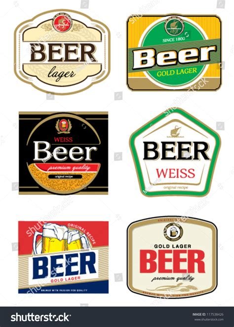 beer can label template pictures to pin on pinterest