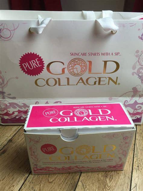 Collagen Lamour gold collagen j ai test 233 pour vous parler d amour