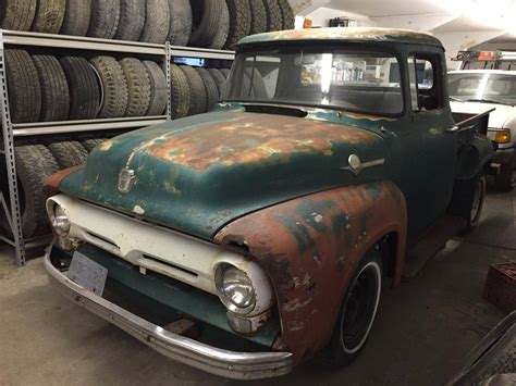 Ford For Sale by 1956 Ford F100 For Sale 1796578 Hemmings Motor News