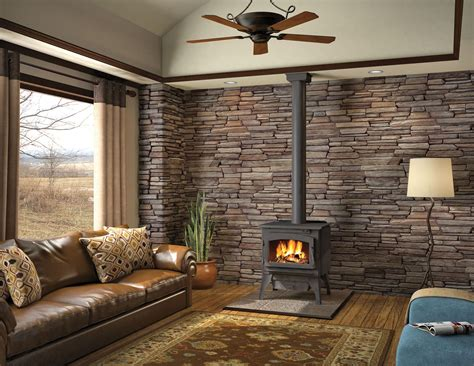 idea for wood furnace design wood stove wall design ideas home decor interior exterior
