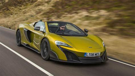 Mclaren 675lt Spider Review Driving Top Gear S Fastest Car