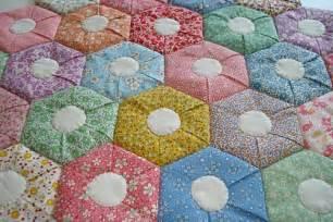 hexagon patchwork quilt patterns