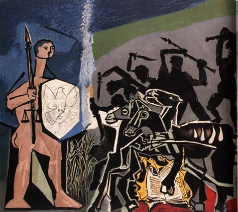 picasso paintings during civil war picasso s war