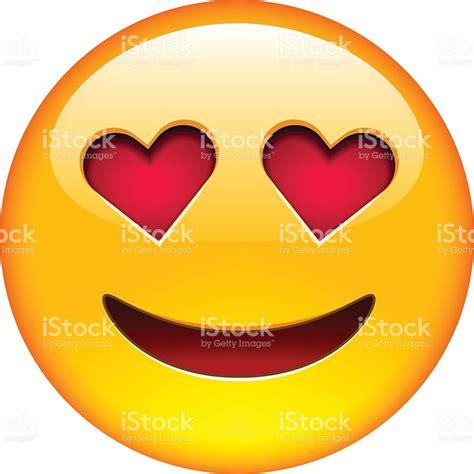 imagenes de smile love smile in love emoticon stock vector art 496239218 istock