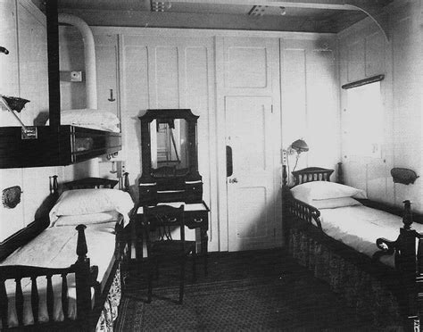 titanic 2nd class rooms picz titanic s interior of second and third class