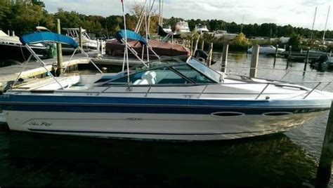 1987 Sea Cuddy Cabin by Sea 230 Cuddy Cabin 1987 For Sale For 6 500 Boats