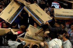 black friday a photo series of america s abandoned the most common black friday injuries daily mail online