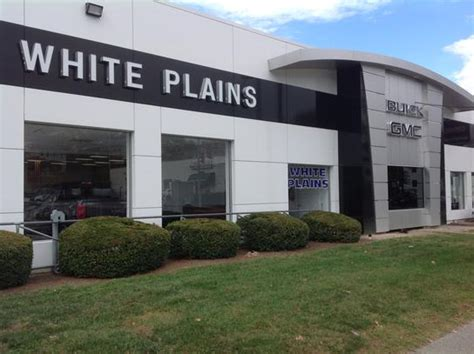 white plains buick gmc car dealership in white plains ny