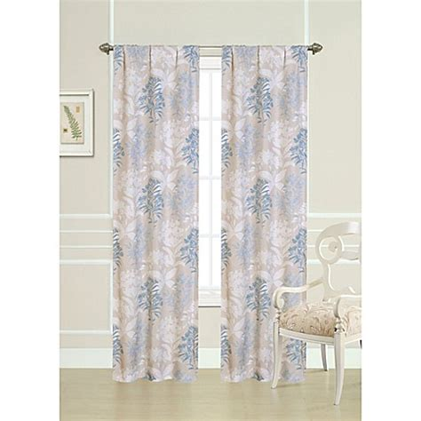 pussy curtains laura ashley 174 84 inch pussy willow window panels