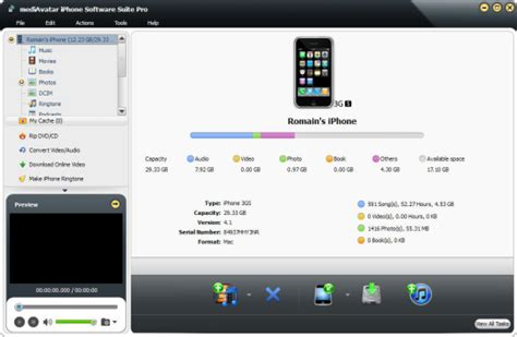 irip ipod and iphone music transfer software for mac or mediavatar iphone software suite pro free download and