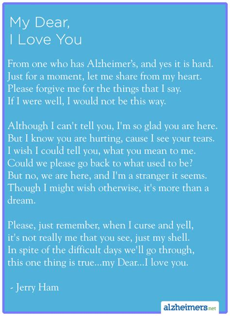 my dear dementia quotes and sayings quotesgram