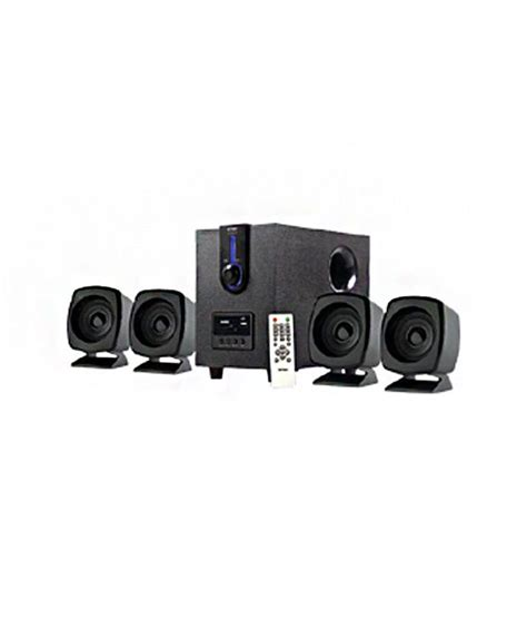 intex it 2616 4 1 speaker system with fm usb from