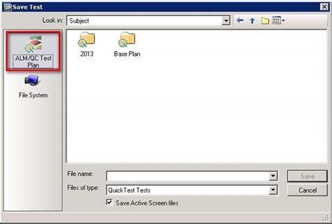 tutorialspoint qt qtp connect qc through qtp running uft scripts from alm