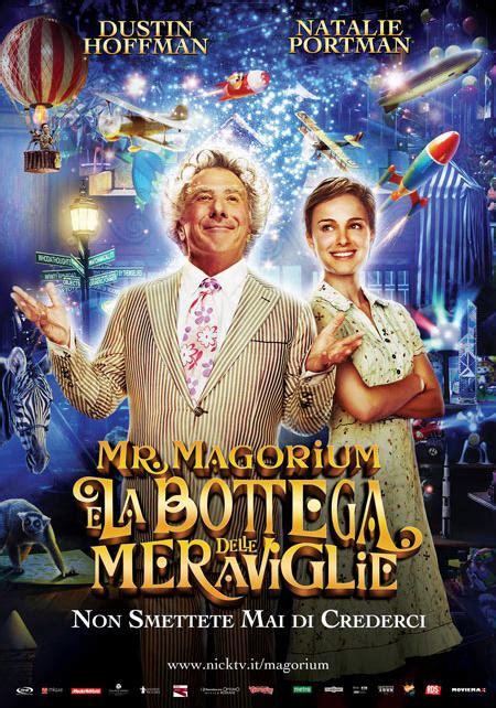 film fantasy bambini mr magorium e la bottega delle meraviglie film 2007
