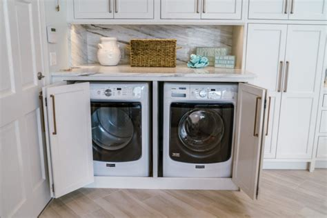 laundry in kitchen ideas 24 small laundry room ideas and how to remodel organizers