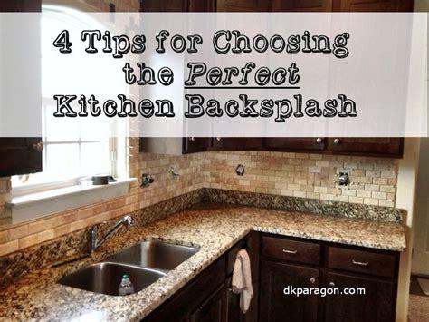 how to choose a kitchen backsplash home design ideas www