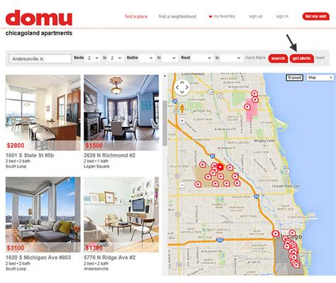Search By Email Without Signing In Get Instant Email Alerts When Apartments Hit The Market