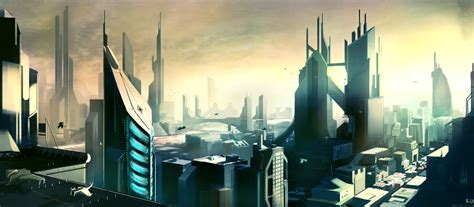 Find By City Future City Project By Mike C On Deviantart