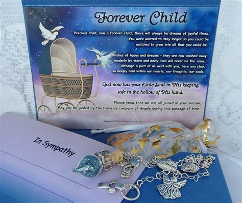 loss of gift sympathy loss of child gifts from captured wishes