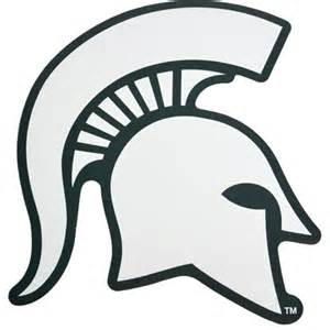 msu colors michigan state coloring pages michigan state