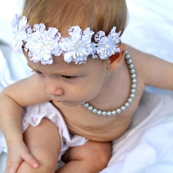 best crown flower headband for toddler products on wanelo