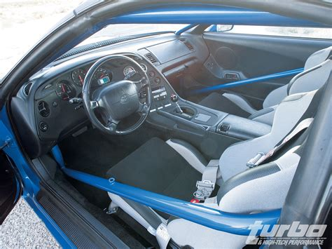 Inside Toyota Supra Pin Toyota Supra Interior Turbo Machine 2560x1920 Size