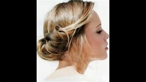 easy hairstyles for short hair on dailymotion updo hairstyle for medium length hair easy updo hairstyles