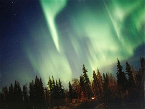 keajaiban alam gambar pemandangan aurora
