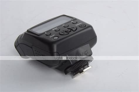 viltrox jy 610ii mini lcd flash speedlite for canon nikon